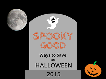 Spooky Good Ways to Save on Halloween Graphic